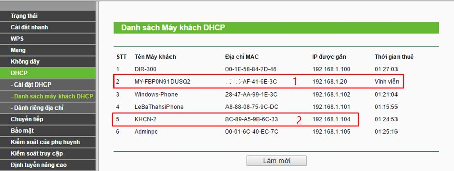 danh-sach-dhcp
