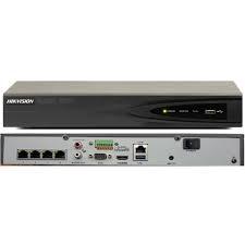 Đầu ghi hình IP 4 kênh DS-7604NI-E1/4P